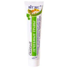 خمیر دندان دنتاویت حاوی عصاره گیاهان دارویی 160g