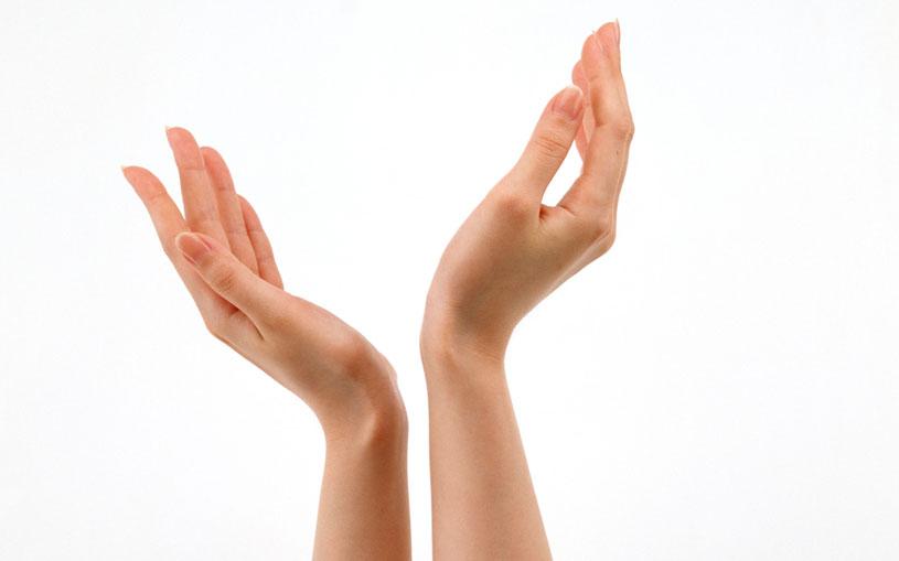 زیبایی دست