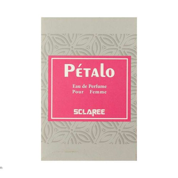 ادو پرفیوم زنانه اسکلاره مدل Petalo حجم 100 میلی لیتر