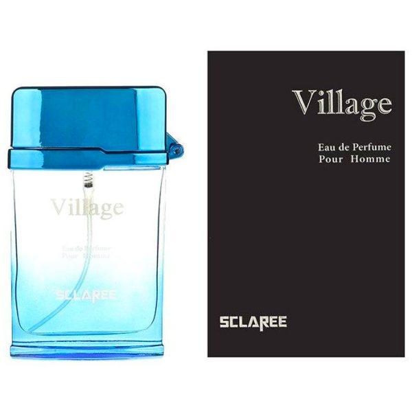 ادو پرفیوم مردانه اسکلاره مدل Village حجم 100 میلی لیتر
