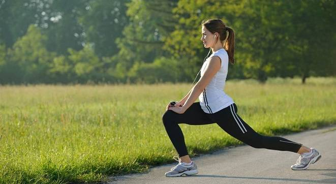 تمرینات ورزشی منظم