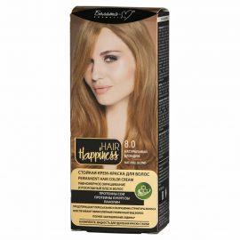 کیت رنگ مو هپی نس شماره 8.0 رنگ بلوند طبیعی