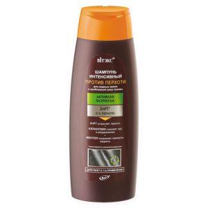 شامپو ضد شوره برای مو چرب و پوست سر مشکل دار 400ml