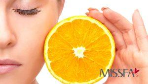فواید ویتامین C برای پوست + معرفی محصولات